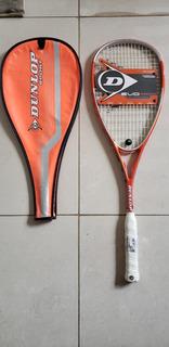 Raquete De Tênis Squash Frescobol - Dunlop