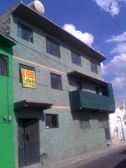 Se Vende Propiedad En Centro De Pachuca....edif.c/ 3 Deptos.