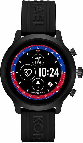 Reloj Smartwatch Unisex Michael Kors Mkt5072 Caja Sellada
