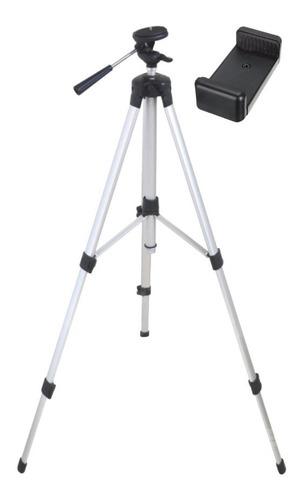 Tripode Para Celulares Y Camaras Digitales 1.50 Mts + Bolso