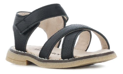 Sandalia Niña Mini Miss Carol Aris Con Velcro 145.m2016