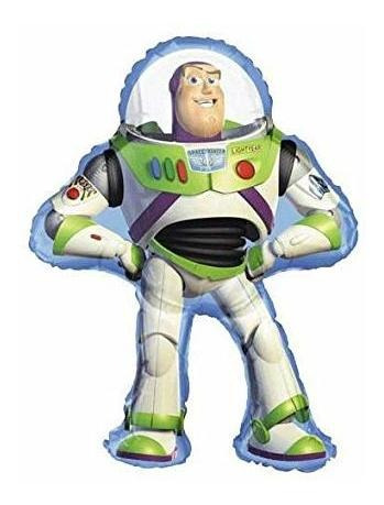 Globo Supershape Anagrama De Toy Story Buzz Lightyear