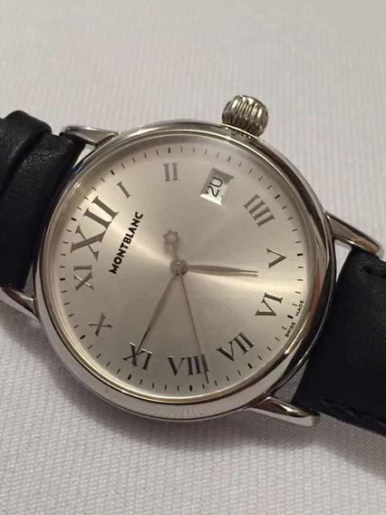 Reloj Montblanc Meisterstück Acero De Cuarzo (7042) Or