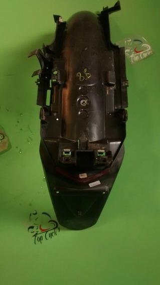 Paralama Trazeiro Honda Titan E Fan 150 Mix 10/15 (4497)