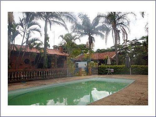 Chácara Residencial À Venda, Gramado Santa Rita, Campo Limpo Paulista - Ch0151. - Ch0151