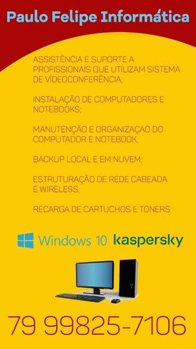 Imagem 1 de 3 de Serviços De Informatica