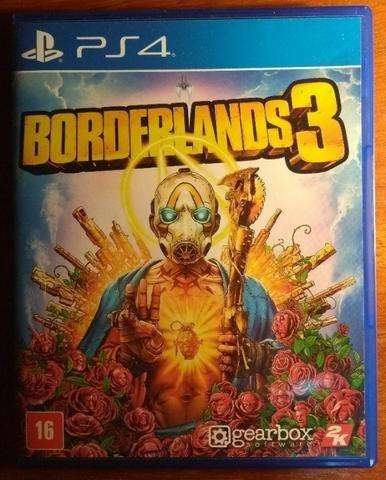 Borderlands 3 - Midia Fisica Ps4