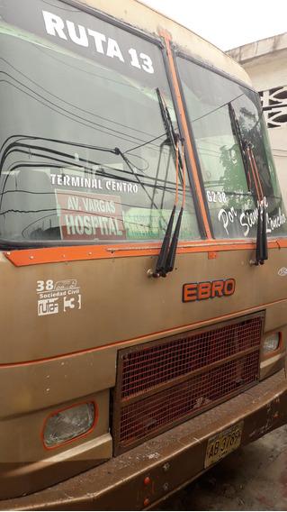 Ebro Microbus Año 86
