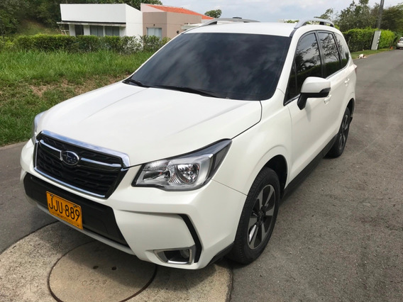 Subaru Forester Cvt Premium 2.0 At