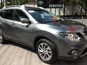 Nissan X-trail 2.5 Exclusive 2 Row Mt 2016