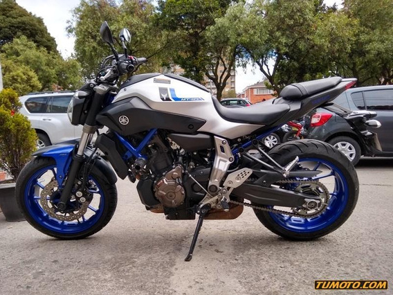 Yamaha Mt07 Mt 07