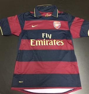 Camisa Arsenal Nike Van Persie 2007/2008