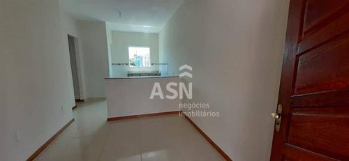 Imagem 1 de 9 de Apartamento Com 1 Dormitório Para Alugar, 40 M² Por R$ 800,00/mês - Enseada Das Gaivotas - Rio Das Ostras/rj - Ap0439