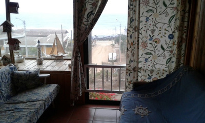 Casa Linda Vista Al Mar En Quisco (no Algarrobo)