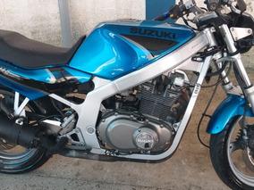 Gs 500e Moto Em Otimo Estado Se Conservação