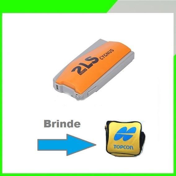 Cygnus Bateria Para Topcon 2ls Ks-102 Bt-77q ## Promoção ## Brinde Bolsa P/ Prisma
