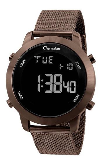 Relógio Unissex Champion Digital Ch40062r