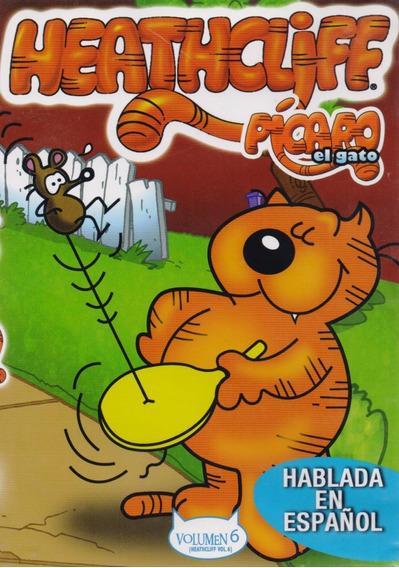 Picaro Heathcliff El Gato Sexto Volumen 6 Seis Dvd
