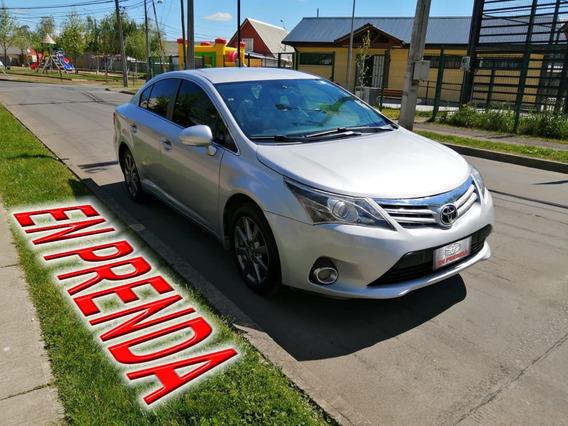 Se Vende Toyota Avensis 2.0 Aut. 2013 Full Año 2019