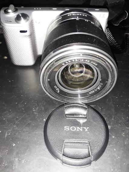 Sony Alpha Nex 5n - Impecável !!!