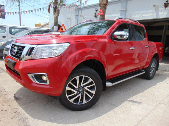 Nissan Np 300 Frontier Le Diesel 4x4 2018 A/a Doble Cabina