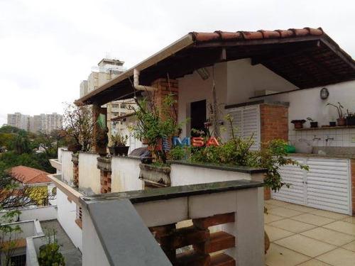 Imagem 1 de 24 de Casa Residencial À Venda, Perdizes, São Paulo. - Ca0294