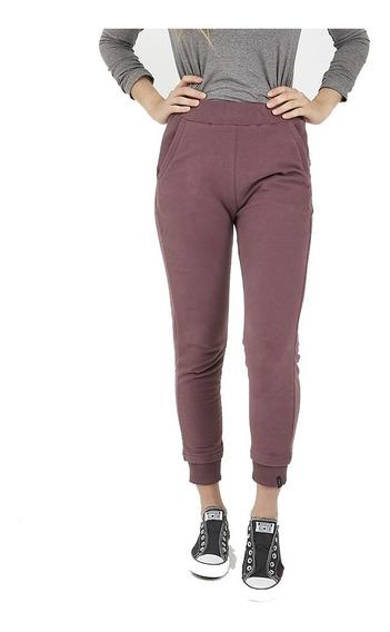 Pantalon Babucha Frisa Liviana Dama | Taverniti (08495)