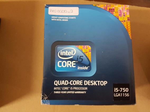 Processador Core I5 750 2.66ghz 8mb Slblc - Bx80605i5750