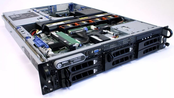 Servidor Dell 2950 - 2 Xeon Quad Core 16gb / 2 Tb Seminovo