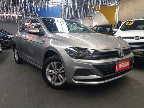 Imagem 1 de 9 de Volkswagen Polo 2019 1.6 16v Msi 5p