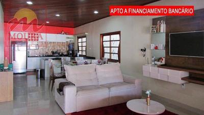 Casa Residencial À Venda, Novo Buritizal, Macapá. - Ca0446