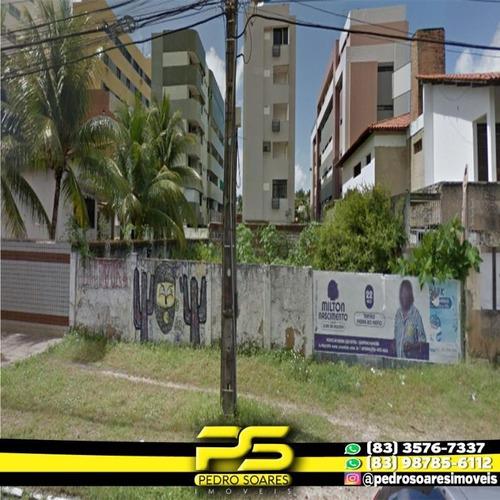 Imagem 1 de 1 de Terreno Para Alugar, 450 M² Por R$ 8.000/mês - Bessa - João Pessoa/pb - Te0107