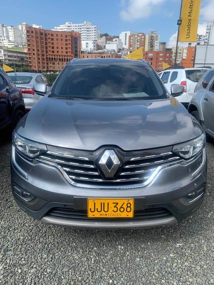 Renault Koleos 2017 2.5 Intens