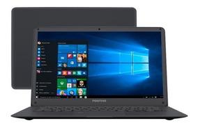 Notebook Positivo Motion Plus Intel Atom 4gb 32gb Led 14