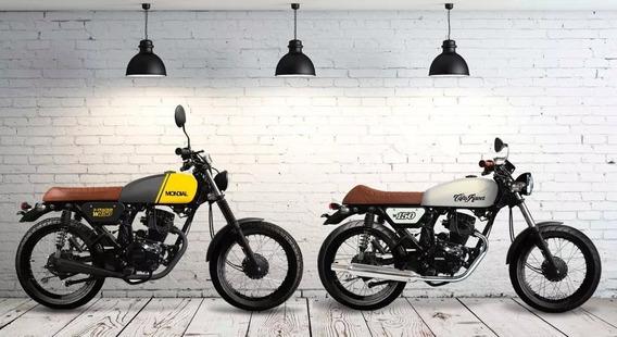 Mondial Cafe Racer 18ctas$4.190 Motoroma