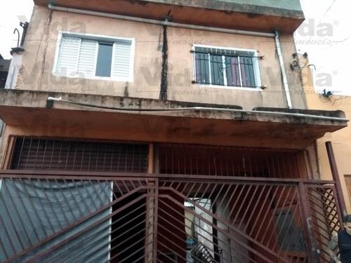 Sobrado A Venda  Em Jardim Veloso  -  Osasco - 35126