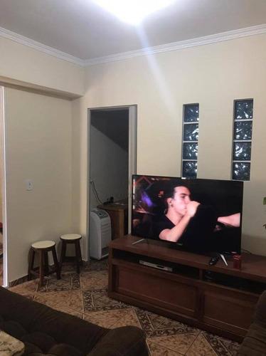 Imagem 1 de 16 de Sobrado Com 3 Dormitórios À Venda, 170 M² Por R$ 320.000,00 - Jardim Cruzeiro Do Sul - Mauá/sp - So0013