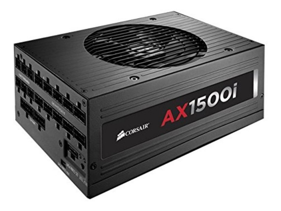 Corsair Axi Series, Ax1500i, 1500 Watt (1500w) Fully Modular
