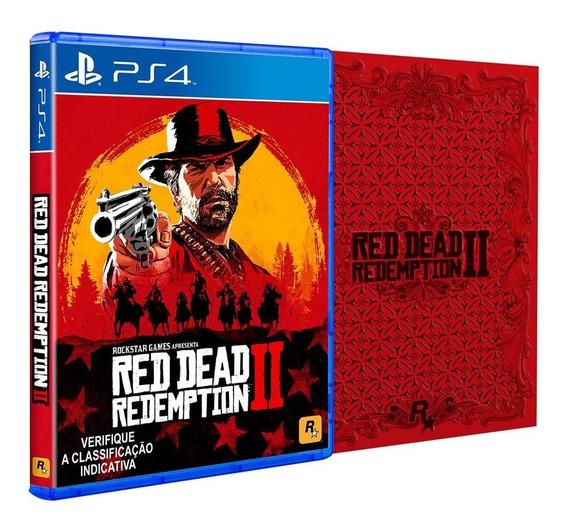 Red Dead Redemption 2 (steelbook Version) Ps4
