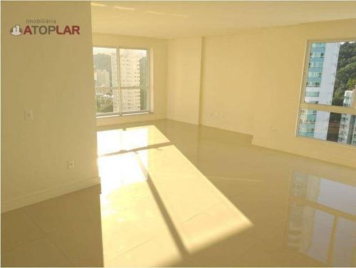 Apartamento Com 4 Dormitórios À Venda, 158 M² Por R$ 2.395.000,00 - Pioneiros - Balneário Camboriú/sc - Ap2310
