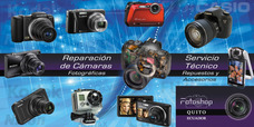 Reparación De Cámaras Fotográficas. (fotoshop)