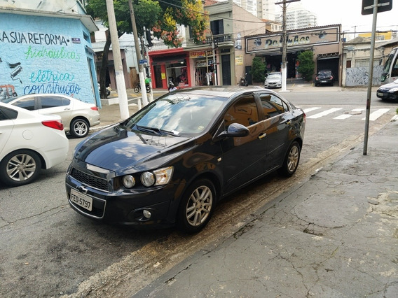 Chevrolet Sonic 2012 1.6 16v Ltz Aut. 5p