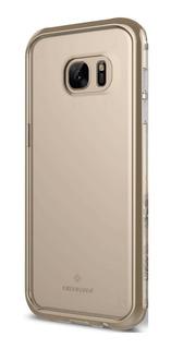 Funda Samsung S7 Edge Caseology ® Anti Impactos Gold