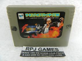 Memoria Ram Original P/ Jogo The King Of Fighters 95 Saturno