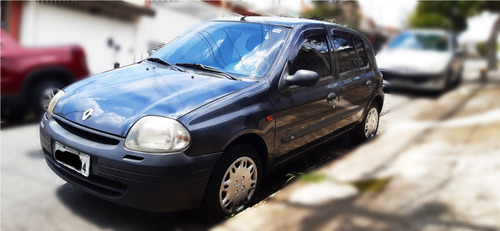 Renault Clio 1.0 16v Rl 5p 2001/2002
