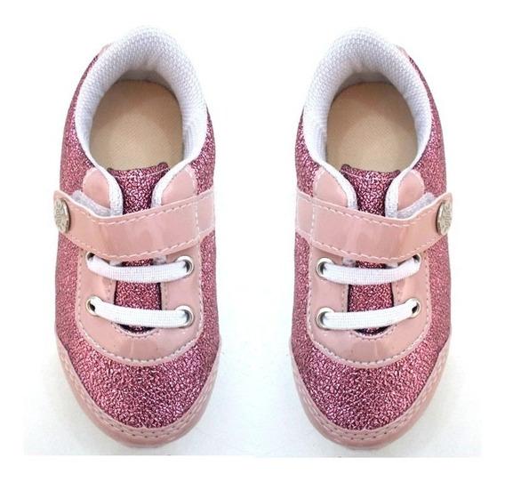 Tênis Feminino Infantil Para Menina Criança- 013514 013515