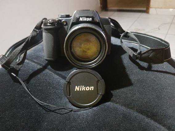 Máquina Fotográfica Semiprofissional Coolpix 530