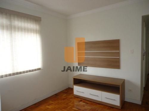 Apartamento Para Locação No Bairro Higienópolis Em São Paulo - Cod: Bi49 - Bi49