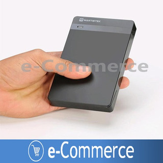 Case Usb 3.0 Enclosure Slim 2.5 Sata Disco Duro Almacenamien