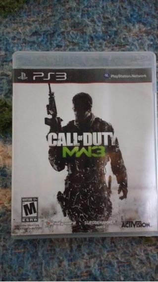 Call Of Duty Modern Warfare 3(leia) - Mídia Física - Ps3